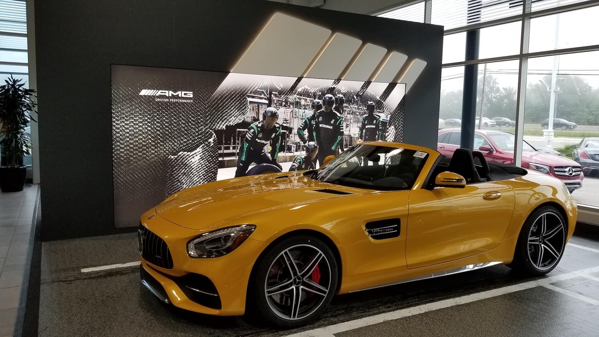 about Autohaus on Edens Mercedes-Benz Dealership