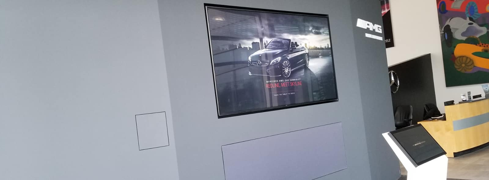 autohaus on edens amg center in northbrook il