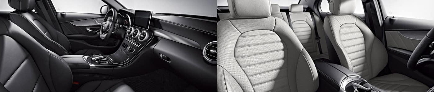 2018 Mercedes-Benz C-Class Interior
