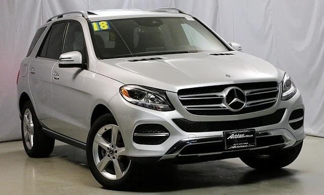 Pre-Owned 2018 Mercedes-Benz GLE 350 4MATIC®