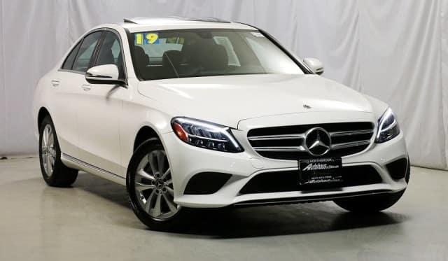 Pre-Owned 2019 Mercedes-Benz C 300 4MATIC® Sedan