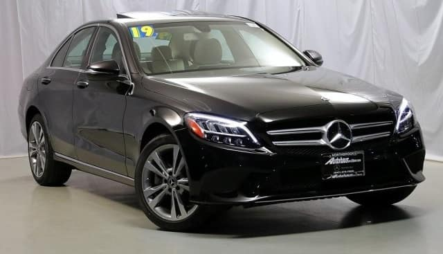 Pre-Owned 2019 Mercedes-Benz C 300 4MATIC® Sedan