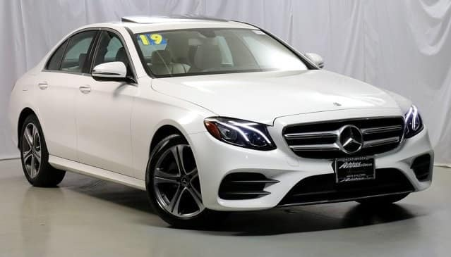Pre-Owned 2019 Mercedes-Benz E 300 4MATIC® Sedan