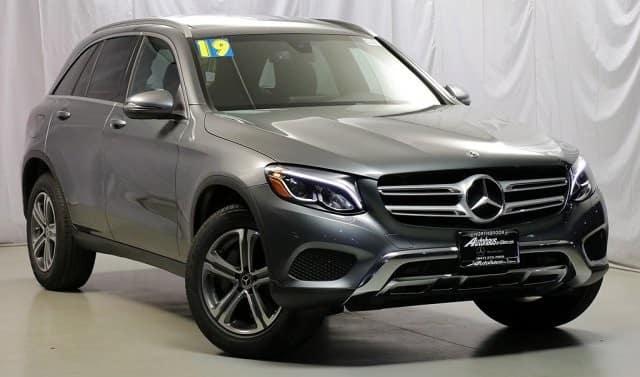 Pre-Owned 2019 Mercedes-Benz GLC 300 4MATIC®