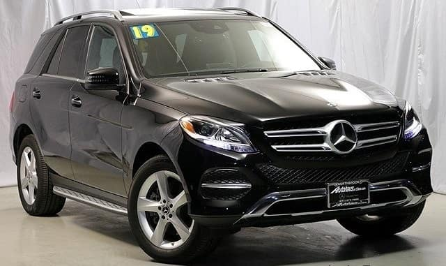 Pre-Owned 2019 Mercedes-Benz GLE 400 4MATIC®