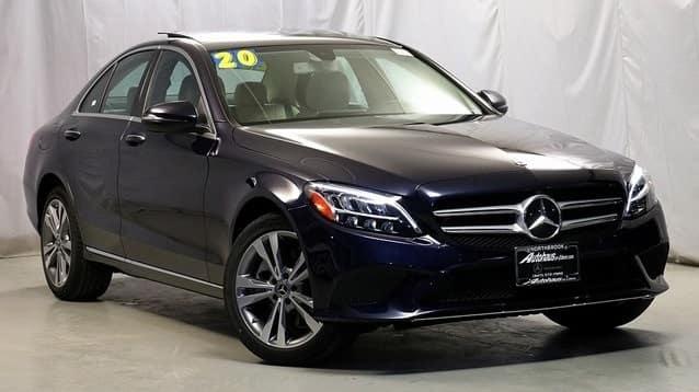 2020 Mercedes-Benz C 300 4MATIC® Sedan Retired Courtesy Vehicle