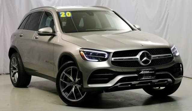 2020 Mercedes-Benz GLC 300 4MATIC® Retired Courtesy Vehicle