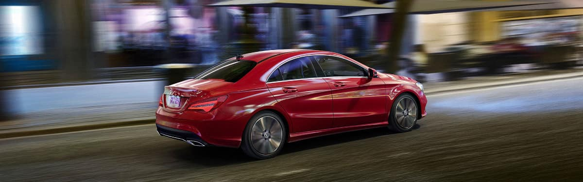 2019 Mercedes-Benz CLA Coupe