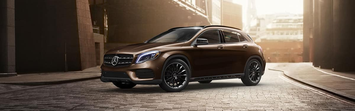 2019 Mercedes-Benz GLA