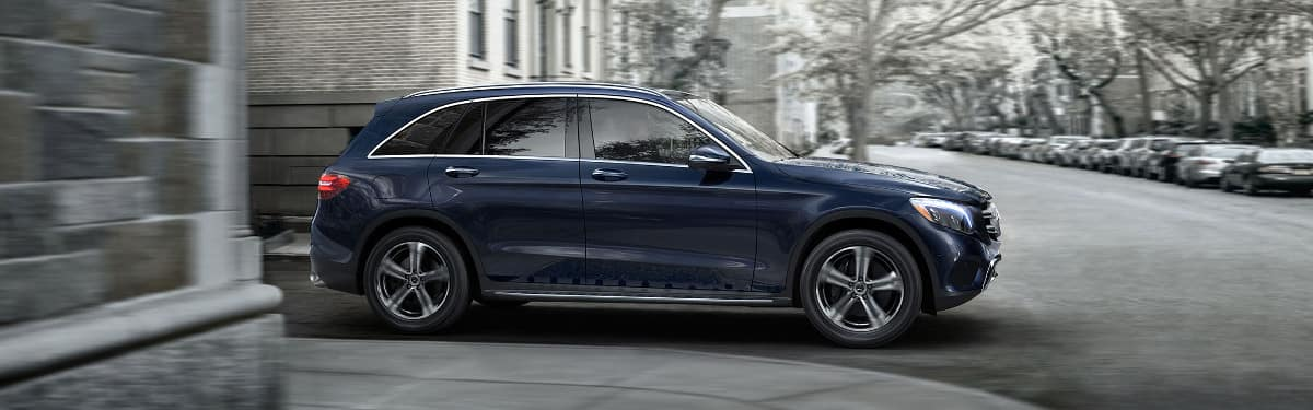 2019 Mercedes-Benz GLC SUV