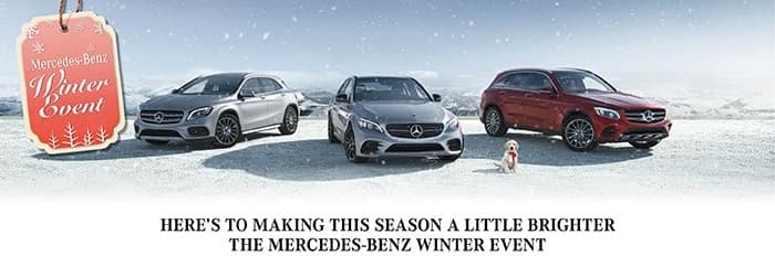 2018 Mercedes-Benz WInter Event