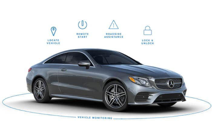 2019 Mercedes-Benz C-Class Mercedes me connect