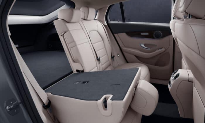 2019 Mercedes-Benz GLC Folding Seats