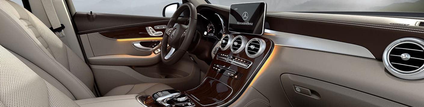 2019 Mercedes-Benz GLC technology