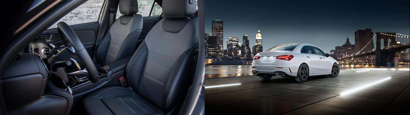 2019 Mercedes-Benz A-Class interior and exterior
