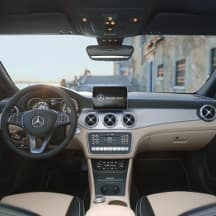 2019 Mercedes-Benz GLA SUV interior