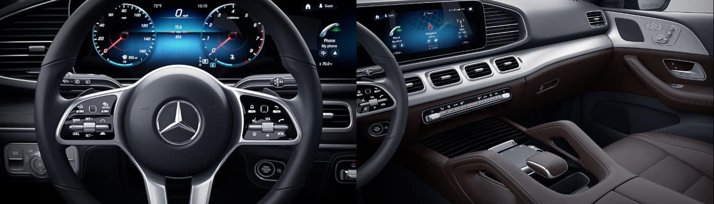 2020 Mercedes-Benz GLE tech