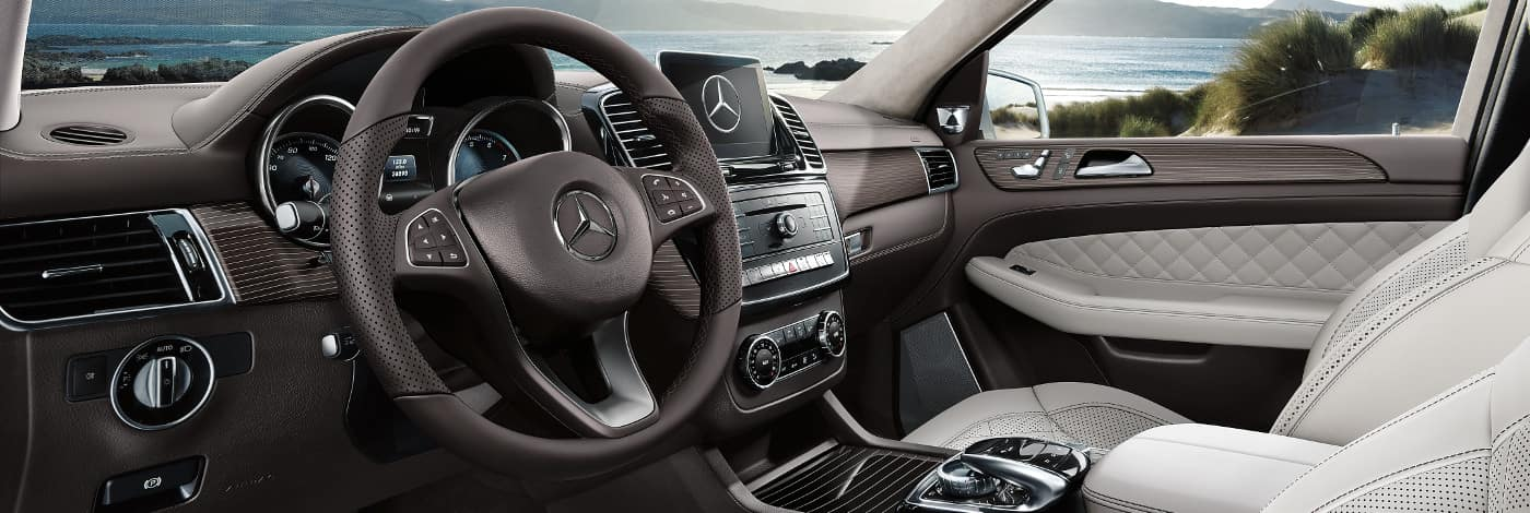 2019 Mercedes-Benz GLS Interior
