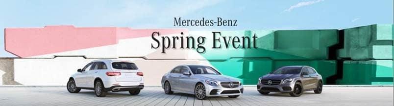 Mercedes-Benz Spring Event