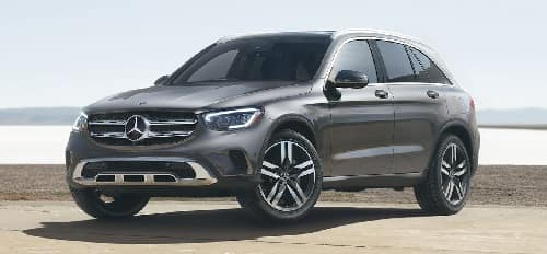New 2021 Mercedes-Benz GLC 300 4MATIC®
