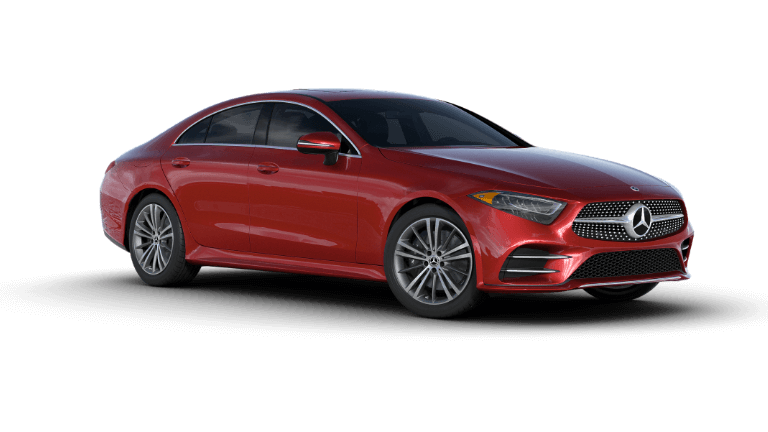 2019 Mercedes-Benz CLS 450 Coupe - designo Cardinal Red