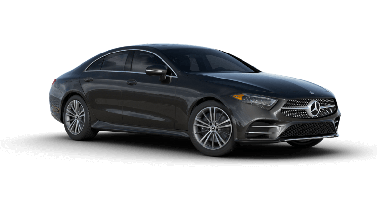 2019 Mercedes-Benz CLS 450 4MATIC Coupe - Obsidian Black