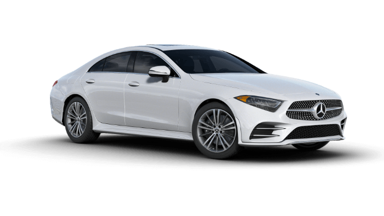 2019 Mercedes-Benz CLS 450 4MATIC Coupe - Polar White