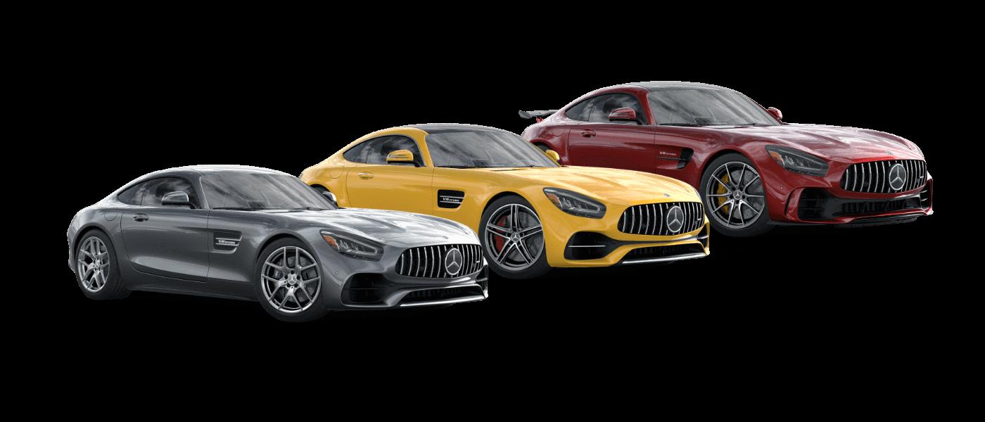 2020 Mercedes Benz Amg Models Gt Vs Gt C Vs Gt R