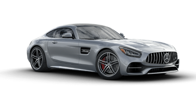2020 Mercedes-Benz AMG GT C Coupe - Iridium Silver