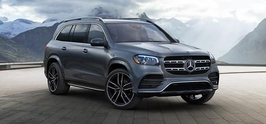 New 2020 Mercedes-Benz GLS 450 4MATIC®