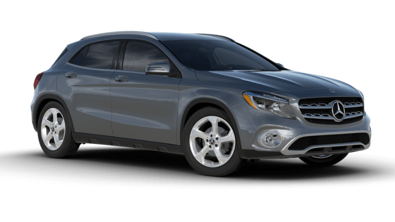 2020 Mercedes-Benz GLA SUV 250 4MATIC - Mountain Gray