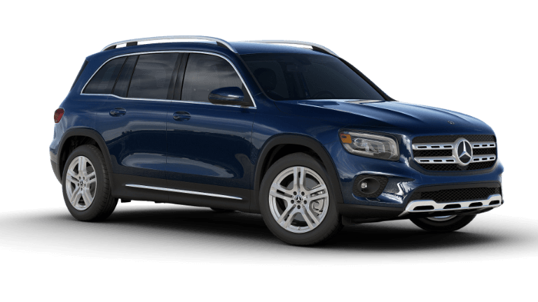 New 2021 Mercedes-Benz GLB 250 4MATIC® SUV