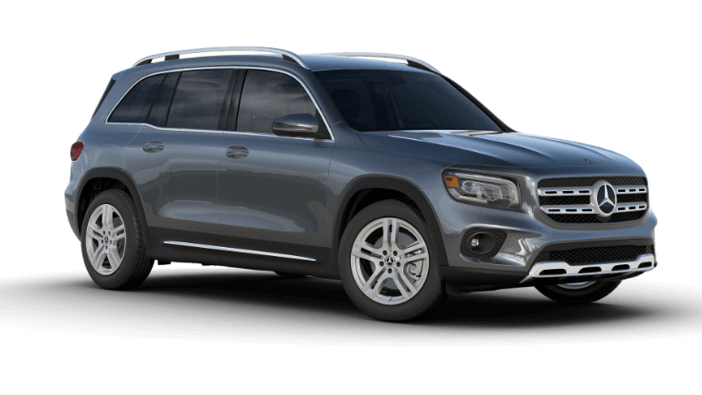 2020 Mercedes-Benz GLB SUV 250 4MATIC - Mountain Gray