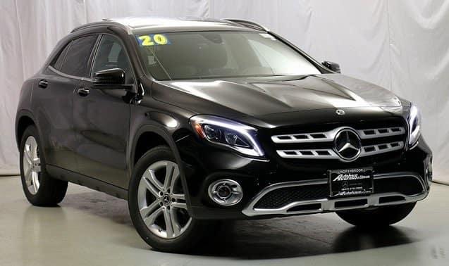2020 Mercedes-Benz GLA 250 4MATIC® Retired Courtesy Vehicle