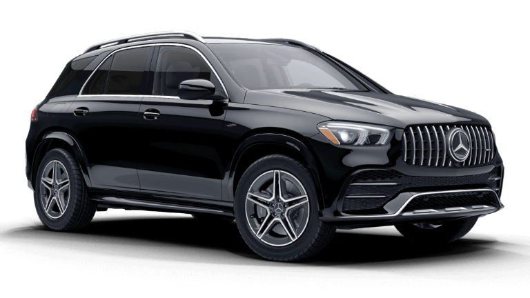 2021 AMG GLE SUV 53 4MATIC+ - Black