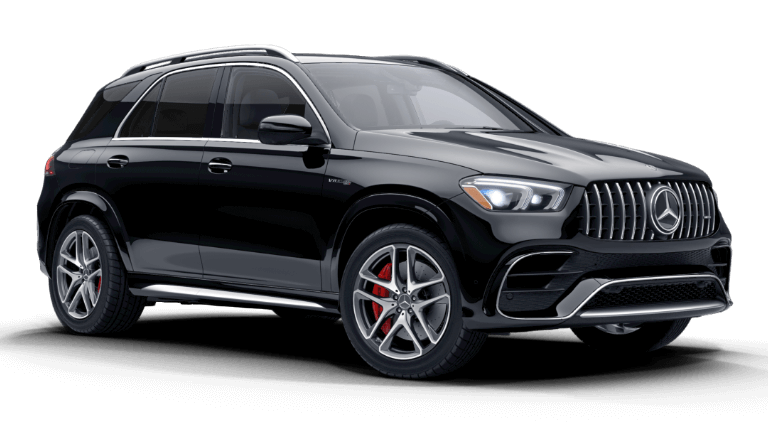2021 AMG GLE SUV 63 S 4MATIC+ - Black