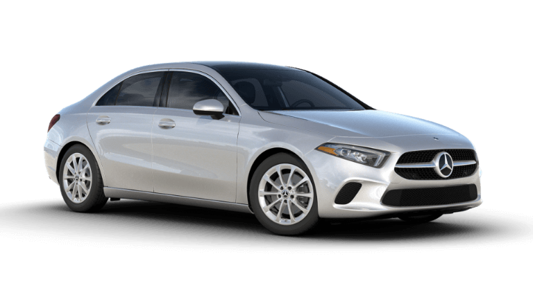 2020 Mercedes-Benz A-Class Sedan 220 - Iridium Silver