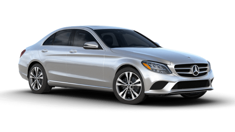 2020 Mercedes-Benz C-Class Sedan 300 - Iridium Silver
