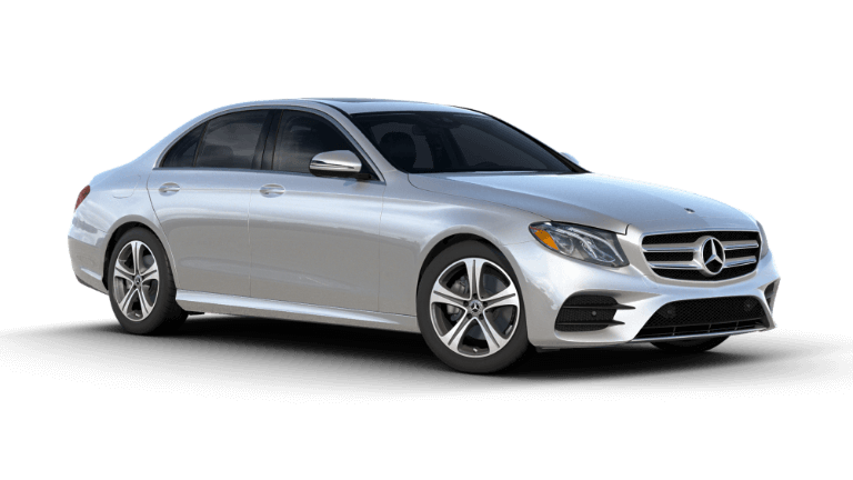 2020 Mercedes-Benz E-Class Sedan 350 - Iridium Silver