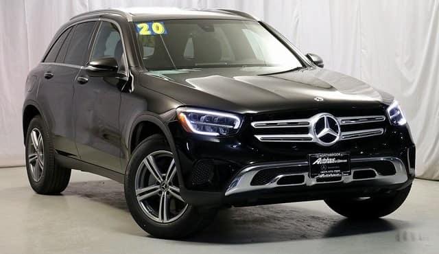 2020 Mercedes-Benz GLC 300 4MATIC® Retired Courtesy Vehicle