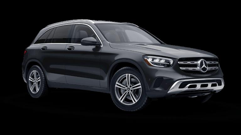 2021 Mercedes-Benz GLC 300 4MATIC® SUV - Graphite Grey