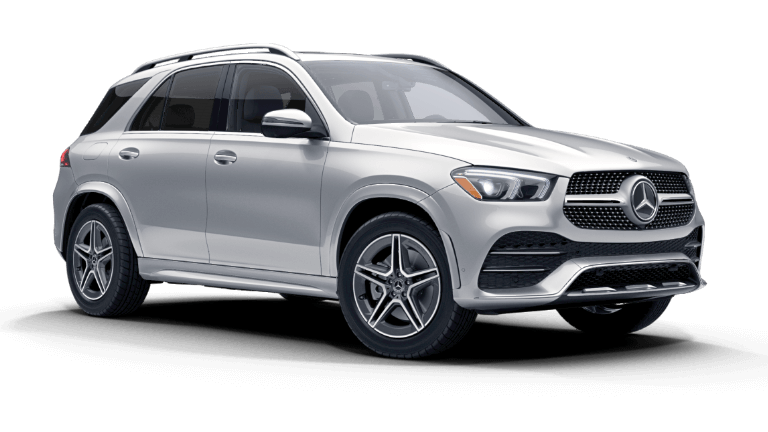 2021 Mercedes-Benz GLE 580 4MATIC® SUV - Iridium Silver