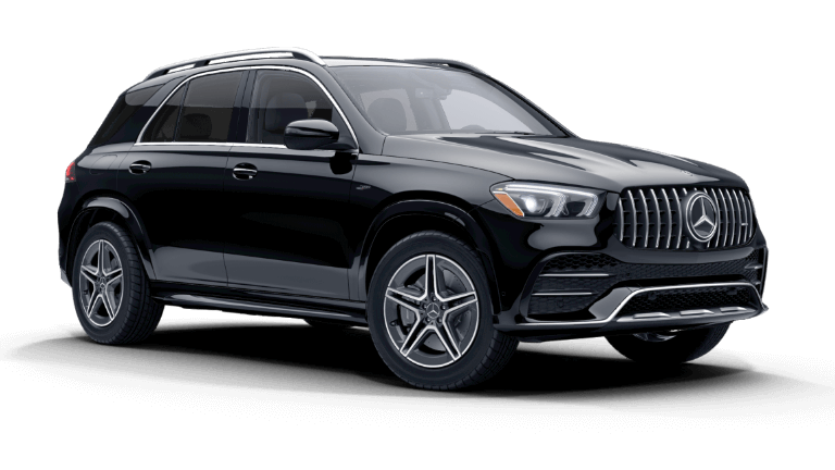 2021 Mercedes-Benz AMG GLE 53 4MATIC+ SUV - Black