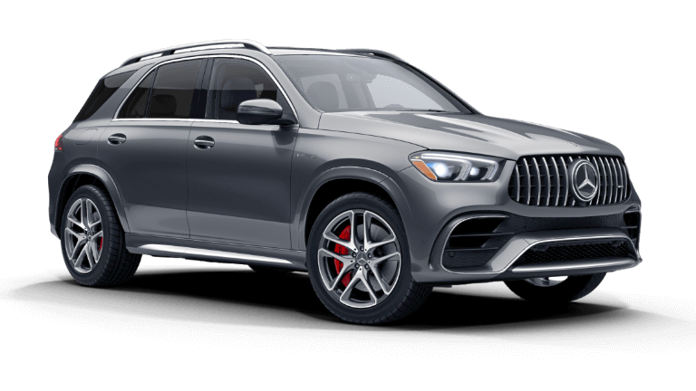 2021 Mercedes-Benz AMG GLE 63 S 4MATIC+ SUV - Selenite Grey