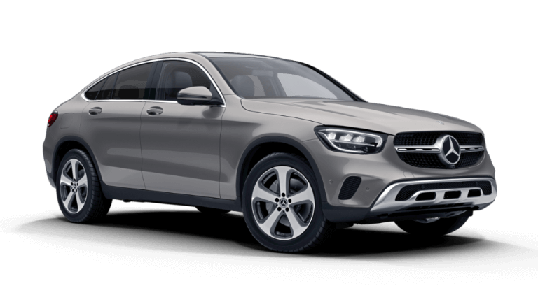 2021 Mercedes-Benz AMG® GLC 53 Coupe - Mojave Silver