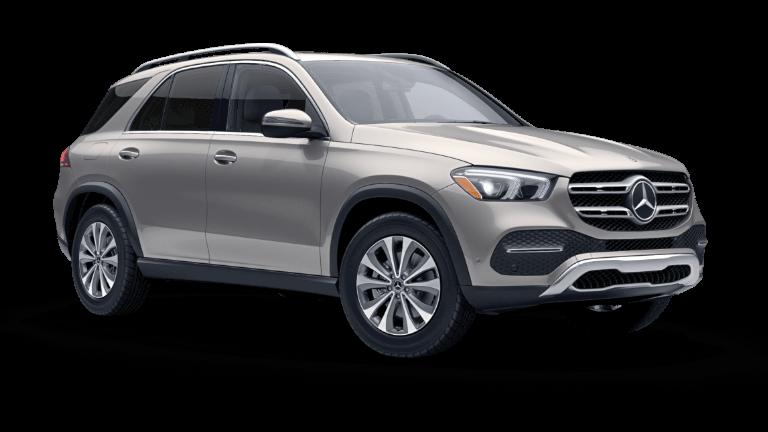 2021 Mercedes-Benz GLE 350 SUV - Mojave Silver