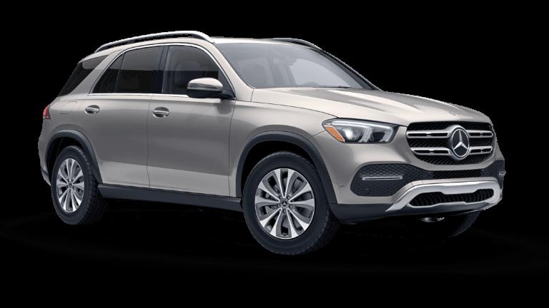 2021 Mercedes-Benz GLE 450 4MATIC® SUV - Mojave Silver