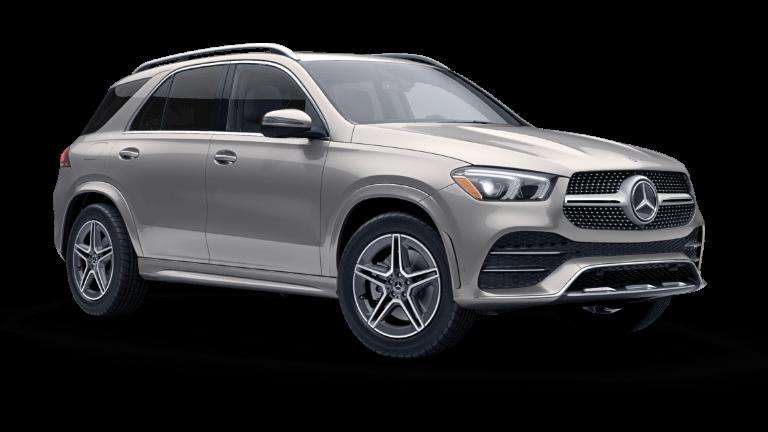2021 Mercedes-Benz GLE 580 4MATIC® SUV - Mojave Silver