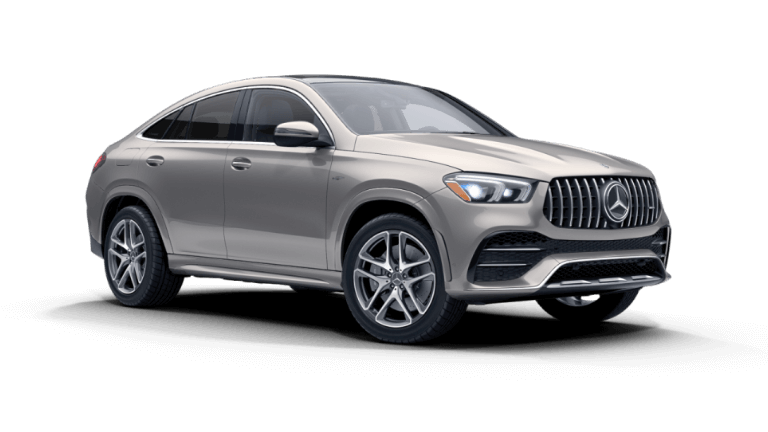 2021 Mercedes-Benz AMG® GLE 53 Coupe - Mojave Silver