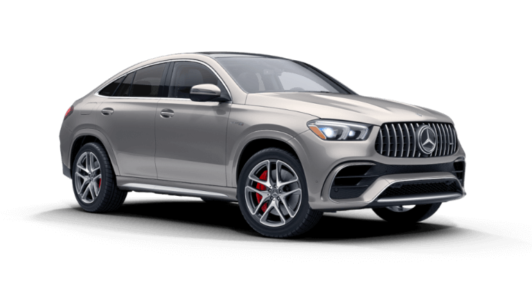 2021 Mercedes-Benz AMG® GLE 63 S Coupe - Mojave Silver